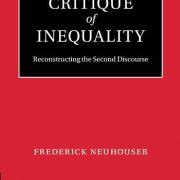 جلد کتاب نقد روسو بر نابرابری